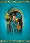 Rewers karty Dar od aniołów