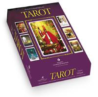 Boski Tarot pudełko